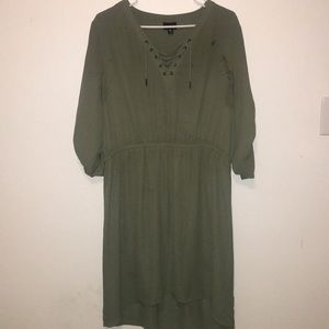 ✨3 for $13✨ olive green dress